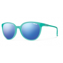 Cheetah - Blue Flash Mirror by Smith Optics