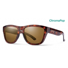 Clark Vintage Havana ChromaPop Polarized Brown by Smith Optics in Avon Ct