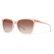 Colette Blush Sienna Gradient by Smith Optics in Iowa City Ia