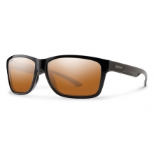 Drake Black Techlite Polarchromic Copper Mirror by Smith Optics in Bozeman Mt