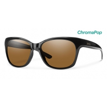 Feature Black ChromaPop Polarized Brown by Smith Optics