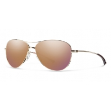 Langley Gold Rose Gold Mirror by Smith Optics in Charleston Sc