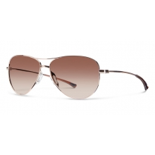 Langley Rose Gold Sienna Gradient by Smith Optics in New York Ny
