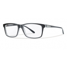 Manning Matte Crystal Black by Smith Optics