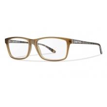 Manning Matte Brown Stripe by Smith Optics in Golden Co