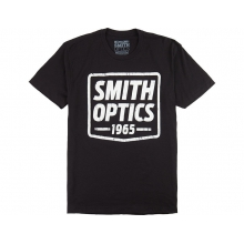 Mercantile Mens Tee Black Small by Smith Optics