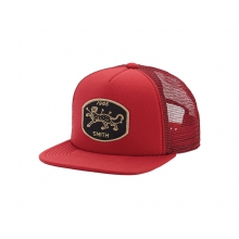 Safari Hat Burgundy