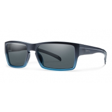 Outlier Matte Black Corsair Polarized Gray by Smith Optics