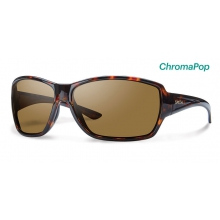 Pace Tortoise ChromaPop Polarized Brown by Smith Optics