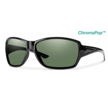 Pace Black ChromaPop Polarized Gray Green by Smith Optics in Nashville Tn