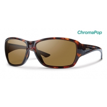 Purist Tortoise ChromaPop Polarized Brown by Smith Optics