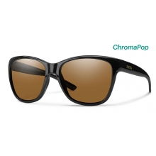Ramona Black ChromaPop Polarized Brown by Smith Optics
