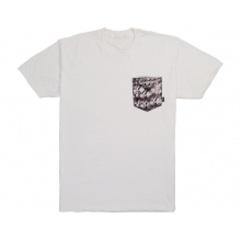 Sideshow Men's T-Shirt White with Insomniac Extra Extra Large by Smith Optics