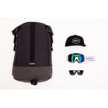 Special Edition I/O ChromaPop Kit ChromaPop IO with Lowdown XL Kit by Smith Optics