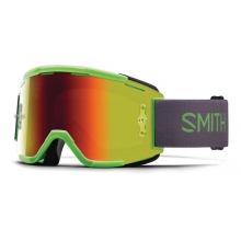 Squad MTB Reactor Green Red Sol-X Mirror by Smith Optics