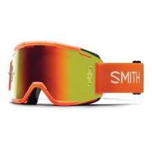 Squad MTB Orange Red Sol-X Mirror by Smith Optics