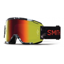 Squad MTB Semenuk ID Red Sol-X Mirror by Smith Optics