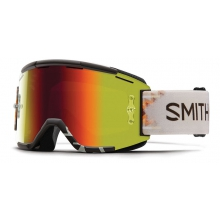 Squad MTB Lasso Red Sol-X Mirror by Smith Optics