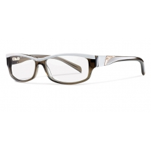 Tiptoe White Smoke by Smith Optics