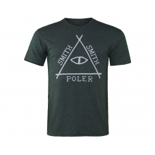 Trilab Mens Tee Heather Forest Small by Smith Optics