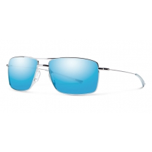 Turner Gunmetal Blue Sol-X Mirror by Smith Optics