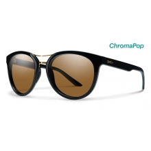 Bridgetown Black ChromaPop Polarized Brown by Smith Optics