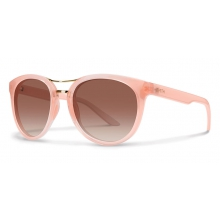 Bridgetown Blush Sienna Gradient by Smith Optics