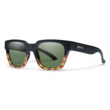 Comstock Matte Black Fade Tortoise Gray Green by Smith Optics