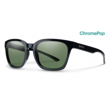 Founder Black ChromaPop Polarized Gray Green by Smith Optics in Marina Ca