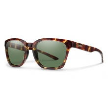 Founder Tortoise Polarized Gray Green by Smith Optics in Ann Arbor Mi