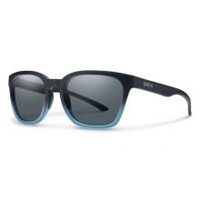 Founder Matte Black Corsair Polarized Gray by Smith Optics in Fort Collins Co