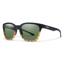Founder Matte Black Fade Tortoise Gray Green by Smith Optics