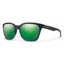 Founder Matte Black Green Sol-X Mirror by Smith Optics