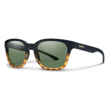 Founder Slim Matte Black Fade Tortoise Gray Green by Smith Optics