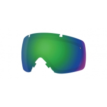 I/O Replacement Lenses I/O Green Sol-X Mirror by Smith Optics