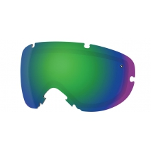 I/OS Replacement Lenses I/OS Green Sol-X Mirror by Smith Optics