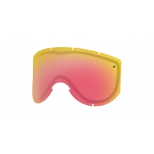 Knowledge OTG Replacement Lenses Knowledge OTG Red Sensor Mirror by Smith Optics