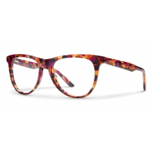 Logan Flecked Mulberry Tortoise by Smith Optics