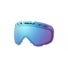 Phenom Replacement Lenses Phenom Blue Sensor Mirror by Smith Optics