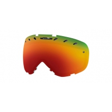 Phenom Replacement Lenses Phenom Red Sol-X Mirror by Smith Optics