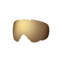 Phenom Turbo Fan Replacement Lenses Phenom Turbo Fan Gold Sol X Mirror by Smith Optics