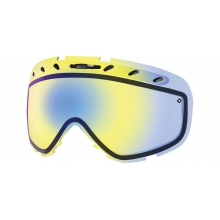 Phenom Turbo Fan Replacement Lenses Phenom Turbo Fan Yellow Sensor Mirror by Smith Optics
