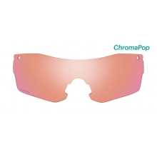 Pivlock Arena Replacement Lenses PivLock Arena ChromaPop Contrast Rose Flash by Smith Optics in Nashville Tn