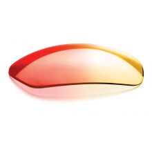 Pivlock Asana Replacement Lenses Pivlock Asana Red Sol-X Mirror by Smith Optics