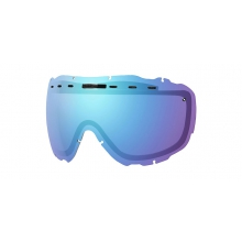 Prophecy Replacement Lenses Prophecy Blue Sensor Mirror by Smith Optics