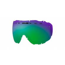 Prophecy Replacement Lenses Prophecy Green Sol-X Mirror by Smith Optics