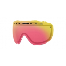 Prophecy Replacement Lenses Prophecy Red Sensor Mirror by Smith Optics