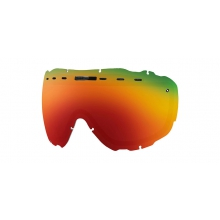 Prophecy Replacement Lenses Prophecy Red Sol-X Mirror by Smith Optics