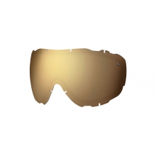 Prophecy Turbo Fan Replacement Lenses Prophecy Turbo Fan Gold Sol X Mirror by Smith Optics