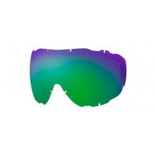 Prophecy Turbo Fan Replacement Lenses Prophecy Turbo Fan Green Sol-X Mirror by Smith Optics